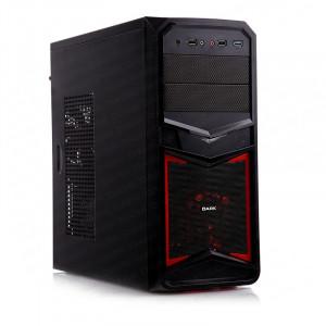 Dark Cobra USB 3.0, 2  Fanlı ATX Siyah/Kırmızı Kasa