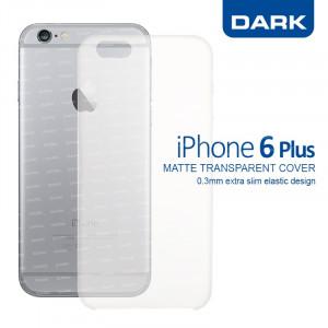 Dark iPhone 6 Plus 0,3mm Ultra İnce Mat Kılıf