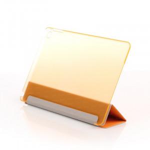 Dark iPad Air 2 Smart Cover ve Deri Kılıf (Turuncu)