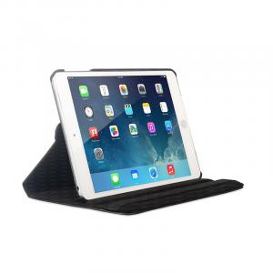 Dark iFlip iPad Mini Retina 2 360 Dönebilen Siyah Kılıf
