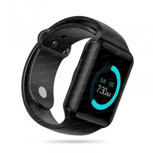 Dark SW10B Smart Design Android ve IOS Uyumlu Akıllı Saat Siyah