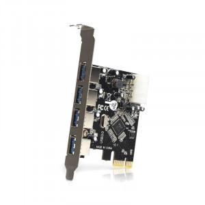 Dark 4 x USB 3.0 Portlu PCI Express x1 Kart