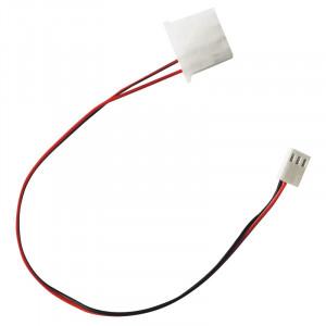 Dark P105 4Pin Molex - 3pin Fan Erkek Dönüştürücü Kablo