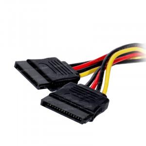 Dark P202 15Pin SATA - 2x15Pin SATA Dönüştürücü Kablo
