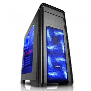 Dark Evo Gamer G621 AMD Ryzen™ 7 1700, GTX1070 8GB, 8GB DDR4, 240GB SSD Oyuncu Bilgisayarı (DK-PC-G621)