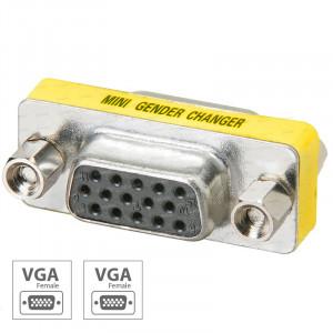 Dark VGA Dişi/Dişi Dönüştürücü