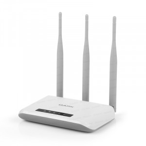 Dark RangeMAX WRT303 802.11n WiFi 300Mbit 3x5dBi Antenli Kablosuz Router / Access Point / Repeater