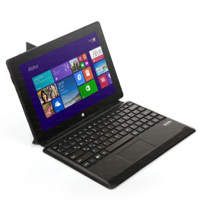 "Dark EvoPad I1045K 10.1"" Intel Z3735F Quad Core 2GB/32GB Android/Windows Tablet (Klavyeli)"