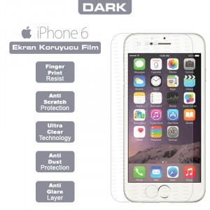 Dark iPhone 6 Yansıma Engelleyici Ekran Filmi