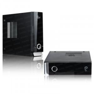Dark Modern 150W Yatay/Dikey Kullanılabilir Kart Okuyuculu Mini ITX Kasa