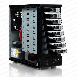Dark StoreX.D80 8 Disk Destekli USB 3.0 Hot Swap Disk Kulesi
