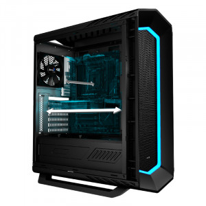 Dark Evo Gamer G626 AMD Ryzen™ 7 1700X, GTX1070 8GB, 16GB DDR4, 1TB + 250GB M.2 SSD Oyuncu Bilgisayarı (DK-PC-G626)