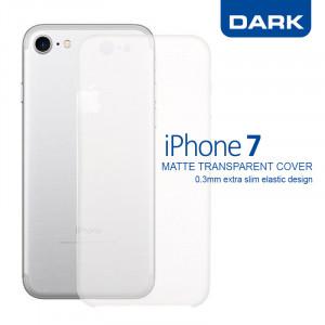 Dark iPhone 7 0,3mm Ultra İnce Mat Kılıf