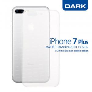 Dark iPhone 7 Plus 0,3mm Ultra İnce Mat Kılıf