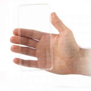 Dark iPhone 8 Plus 0,5mm Ultra İnce Şeffaf Kılıf