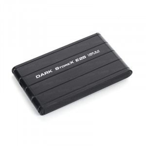 "Dark Storex E25 2.5"" USB 2.0 Alüminyum SATA Disk Kutusu"
