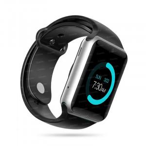 Dark SW10S Smart Design Android ve IOS Uyumlu Akıllı Saat Gümüş