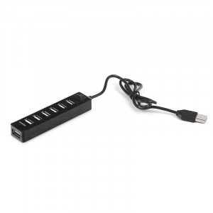 Dark Connect Master U71, 7 Port 5V Adaptör Girişli USB Hub