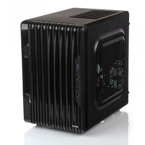 Dark Cubix USB 3.0, 5x Fan Yuvalı, Pencereli ATX Küp Bilgisayar Kasası