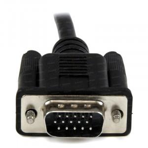 Dark HDMI - VGA Aktif Dijital - Analog Dönüştürücü Güç Destekli Kablo