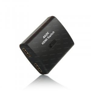 Dark 4K İki Yönlü HDMI Switch (Sinyal Seçici)