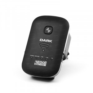 Dark RangeMAX WRAC1200 802.11ac WiFi 1200Mbit 1x3dBi 5G, 1x3dBi 2.4G Dahili Antenli Kablosuz Router / Access Point / Repeater
