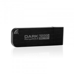 Dark RangeMAX WDA1210  2.4Ghz/5Ghz Dual Band 1200Mbit 802.11ac Wireless Adaptör