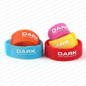 Dark 5'li Renkli Kablo Toplayıcı