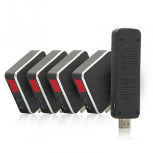 Dark 5GHz Kablosuz HDMI 4'lü Görüntü Aktarım Kiti