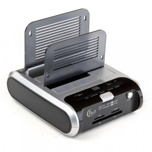 Dark DS03 Combo Dual WiFi Docking Station