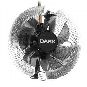 Dark Freezer X91 Intel 775/1156/1155/1150/1151 FM1/FM2/AM2+/AM3+ /AM4 Ryzen Uyumlu İşlemci Soğutucu