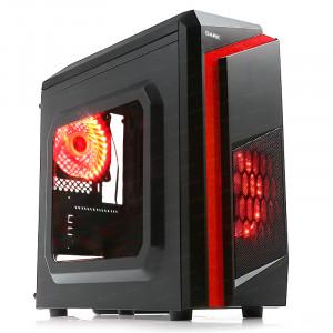 Dark Evo Gamer G550 AMD Ryzen™ 5 1400, GTX1050Ti 4GB, 8GB DDR4, 120GB SSD Oyuncu Bilgisayarı (DK-PC-G550)
