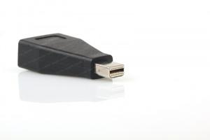 Dark Mini DisplayPort - DisplayPort Dönüştürücü