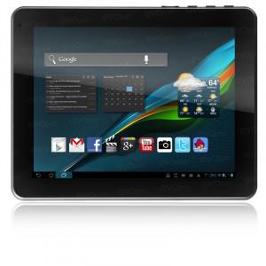 "Dark EvoPad R9700 9.7"" IPS Panel 1024x768 Kapasitif 10 Nokta Dokunmatik Ekran 1GB DDR3 8GB Android 4.0 Taşınabilir Tablet Bilgisayar"