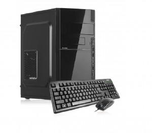 Dark BS110 Intel Celeron J3355 2.5 GHz, 4GB DDR3, 500GB HDD, DVD-RW USB 3.0 Ofis Bilgisayarı