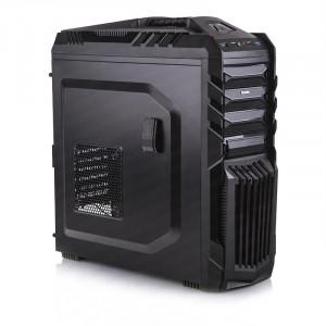 Dark Sub-Zero 4xUSB, 2x12 cm Fan, ATX Siyah Kasa