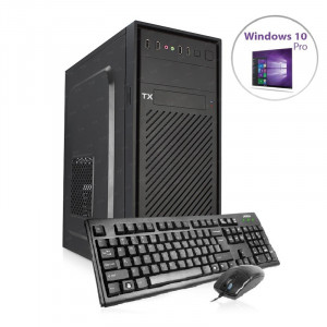 Dark EVO Business BS302W Core i3 8100 4GB 500GB HDD DVD-RW Win 10 Pro Ofis Bilgisayar (DK-PC-BS302W)
