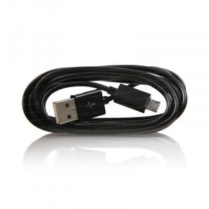 Dark 2 Metre Micro USB 2.0  Yüksek Kaliteli Şarj ve Data Kablosu (Siyah)