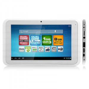 "Dark EvoPad V7020 7"" Çift Çekirdekli 1GB RAM 8GB ""Ölü Piksel Garantili"" HD Ekranlı Android 4.2 Taşınabilir Tablet Bilgisayar"