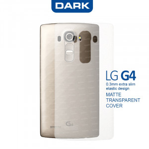 Dark LG G4 0,3mm Ultra İnce Mat Kılıf