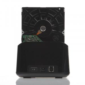"""Dark StoreX.D24C Çift 3.5""""/2.5"""" USB3.0 SATA Klon Destekli Disk İstasyonu"""