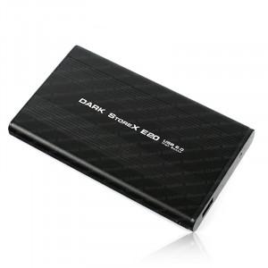 "Dark Storex E20 2.5"" USB 2.0 Alüminyum SATA Disk Kutusu"