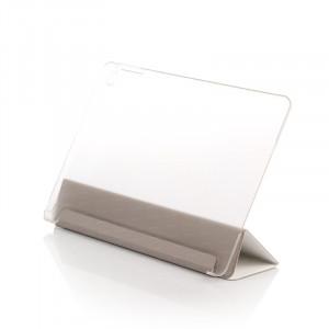 Dark iPad Air 2 Smart Cover ve Deri Kılıf (Beyaz)