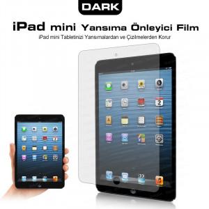 Dark iPad Mini Uyumlu, Kolay Uygulanabilir Ekran Koruyucu Film