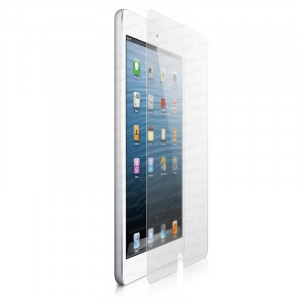 Dark iPad Mini Uyumlu Anti-Glare Yansıma Engelleyici Kolay Uygulanabilir Ön Ekran Koruyucu Film