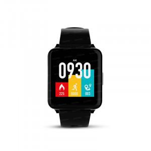 Dark K9 Android ve IOS Uyumlu Süper Akıllı Siyah Saat