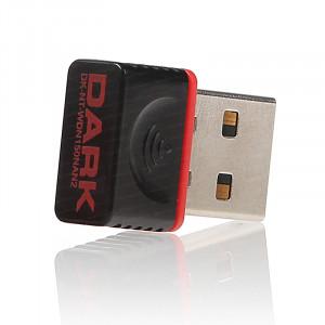 Dark RangeMax Nano, 150 Mbps, 802.11n, Mini Boyutlu Kablosuz Ağ Adaptörü