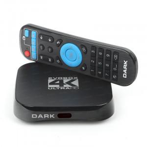 Dark EvoBox 4K 60Hz Quad Core Ultra HD Android Mini PC (DK-PC-AND4K64)