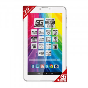 "Dark EvoPad M7420 7"" Quadcore IPS 1GB/8GB 3G'li Beyaz Tablet"