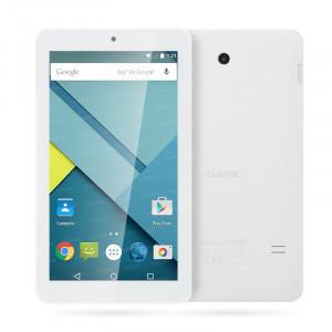 "Dark EvoPad M7430 7"" Quadcore 1GB/8GB Android 5.1 Beyaz Tablet"